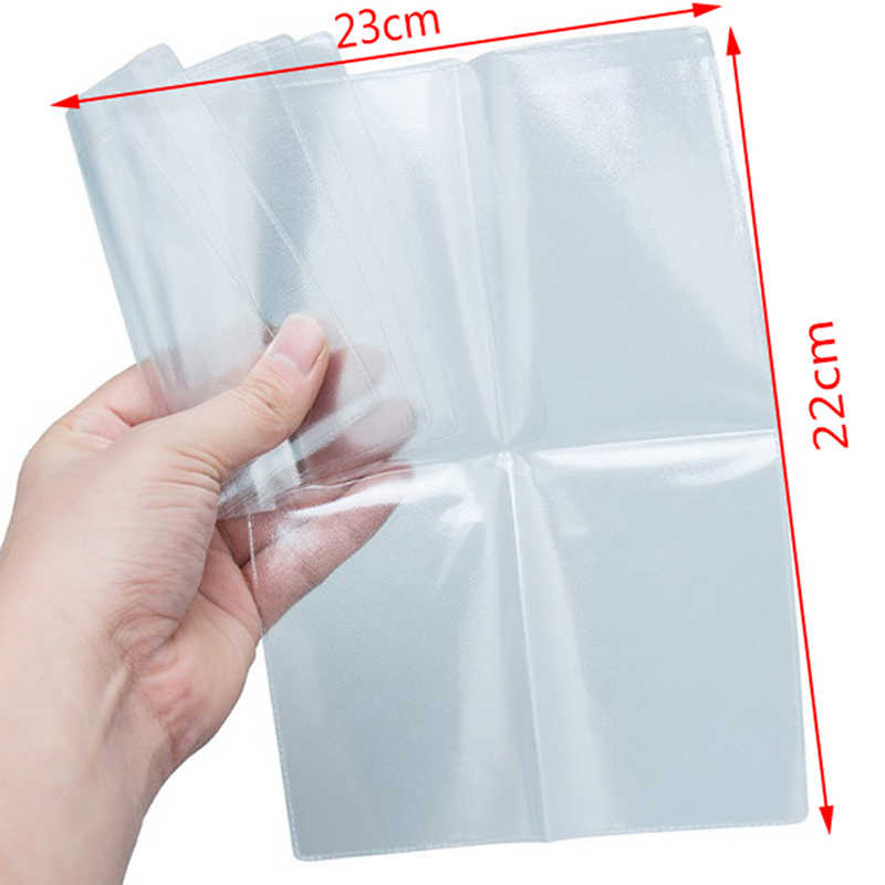2019 PVC Transparent Auto Documents Cover Hot Sale Driver's License Case Protect Car ID Card Holder Bags HOT !