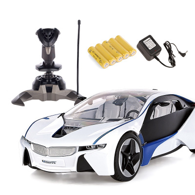 2017 Best kids gift One hand control I8 Concept simulation vehicle VED Rc Drift Car 3
