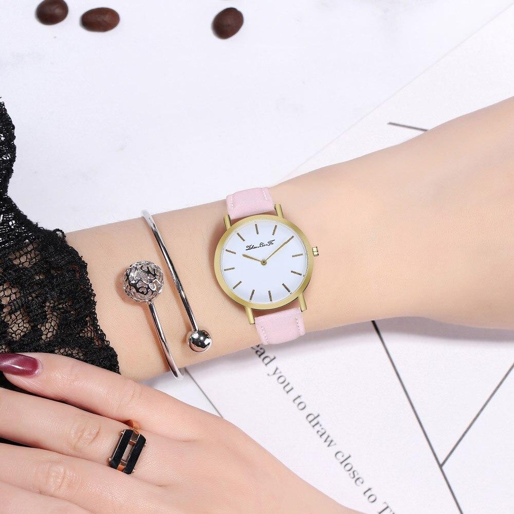 Moda 2018 Izle Popüler Bayan Saatler yüksek qualityFashion - Kadın Saatler - Fotoğraf 3