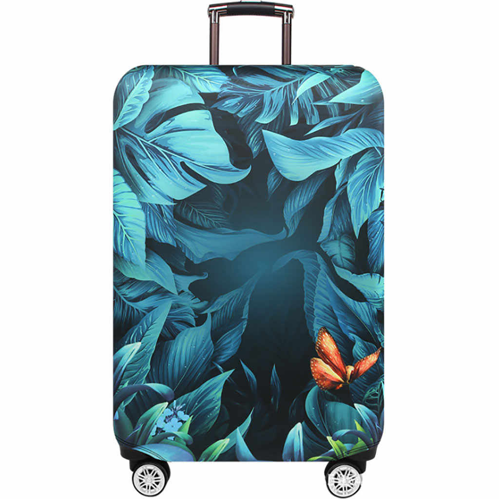 Women Travel Luggage Case 18''-32'' suitcase Men Rolling Case On Wheels Thicker Travel Luggage Protective Cover Trunk Case #JX