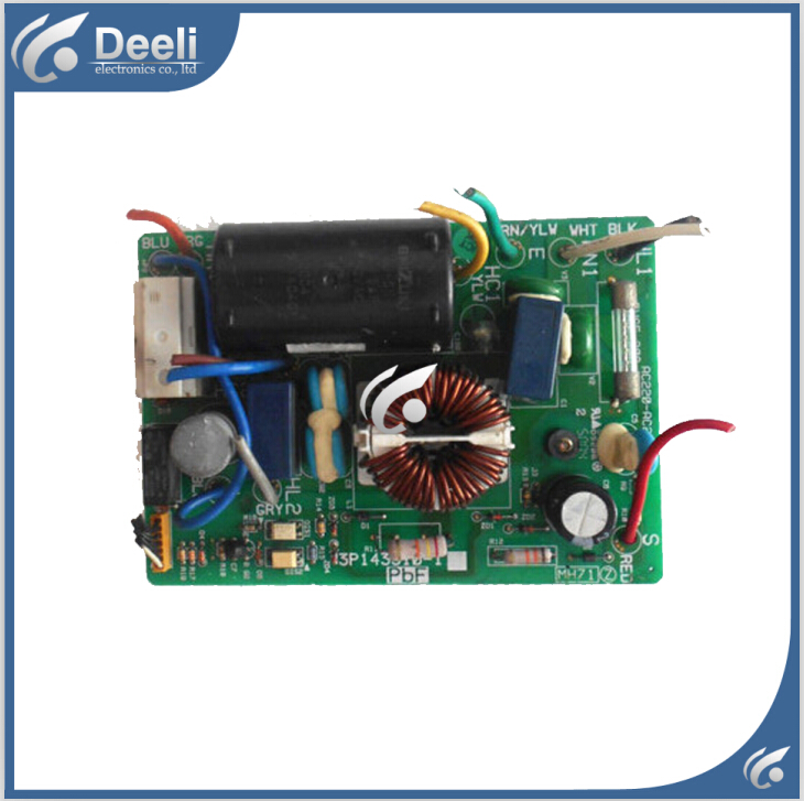 95% new Original for 1.5P air conditioning computer board 3P143310-1 2P143284 RXD25FV2C RXD35FV2C PC board 95% new used original for air conditioning computer board motherboard 2p091557 1 rx56av1c pc board