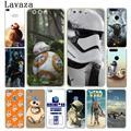 Lavaza Star Wars Yoda BB-8 Droid Robot Case for Huawei P30 P20 P10 P9 Plus P8 Mate 20 Pro Lite Mini 2016 2017 P Smart 2019