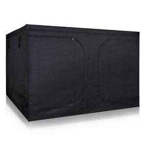 Image 3 - Indoor Hydrocultuur Groeien Tent Voor Led Grow Light, Groeien Kamer Box Plantaardige, reflecterende Mylar Niet Giftig Tuin Kassen