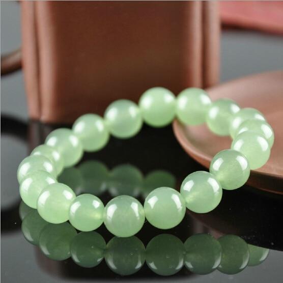 Natural Aventurine Bracelet 6mm 8mm 10mm Crystal Round Beads Bracelet Semi Precious Stone Jewlery for Women Wholesale