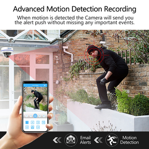 Image 5 - H.265 CCTV Security System 8CH 1080P POE NVR Kit 2.0MP Outdoor Indoor Dome Audio Sound IP Camera P2P Video Surveillance Set