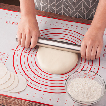 60*40cm Table Silicone Baking Mats Dough Rolling And Cutting Pad Pizza Dough Fondant Cake Pastry Tools cutting mat