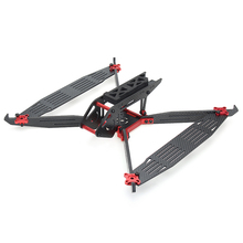Minibigger Airdancer 290 290mm 4mm Arm 7 Inch Carbon Fiber Freestyle Racing Frame Kit For RC Drone Multi Rotor Assembly Parts