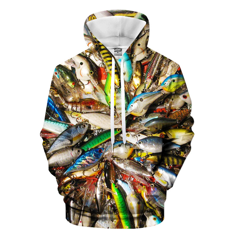 Men 39 s Hoodie Wolf 3D Graphic Full Print Casual Unisex Pullover Hooded Sweatshirts in Hoodies amp Sweatshirts from Men 39 s Clothing