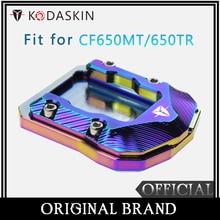 KODASKIN Motorcycle CNC Aluminum Side Stand Enlarge for CF650MT/650TR