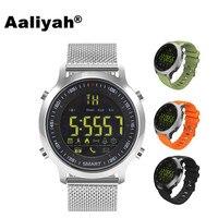 Aaliyah EX18 Sport Smart Watch IP67 Waterproof 5ATM Passometer Xwatch Swimming Tracker Smartwatch Bluetooth Watch For