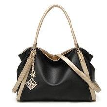 Bolsas de gran capacidad mujeres bolsos grandes pu carta alta calidad diseñador bolso femenino Bolsos Mujer bolsos totes