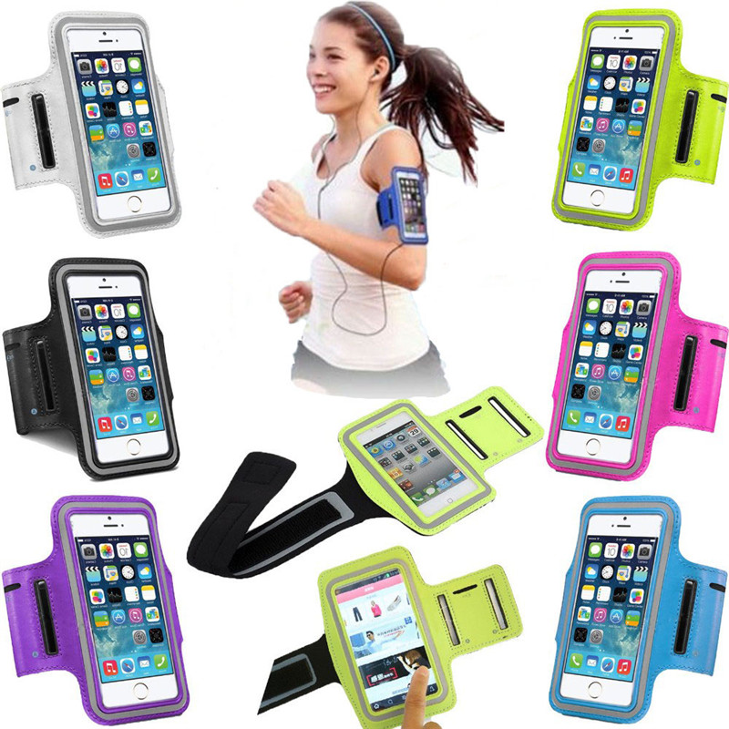 Sports Jog Gym running ArmBand case for  iPhone 7 iPhone 7 Plus iPhone 6 6 Plus