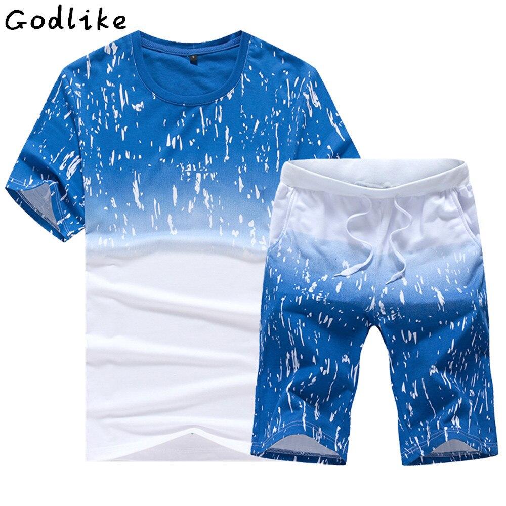 GODLIKE  2017 fashion summer men's wear T-shirt/casual short-sleeved T-shirt