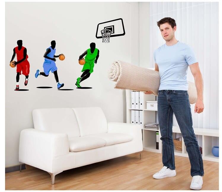 Online Get Cheap Basketball Wall Murals -Aliexpress.com | Alibaba ...