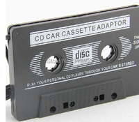 150 шт./лот ра 3, 5 мм автомобиль автомобиль аудио стерео кассеты лента адаптер для МР3-плеер телефон черный