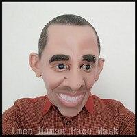 Top Grade 100% Latex U.S. President Barack Obama Mask Popular Famous people mask,Barack Obama mask, fanny face mask Free size