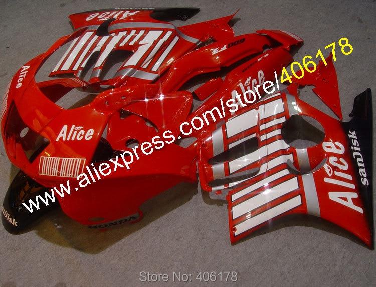 Hot Sales,OEM Parts For HONDA CBR600F3 97 98 CBR 600 CBR600 F3 1997 1998 Alice CBR 600F3 Top Fairing Kit (Injection molding)