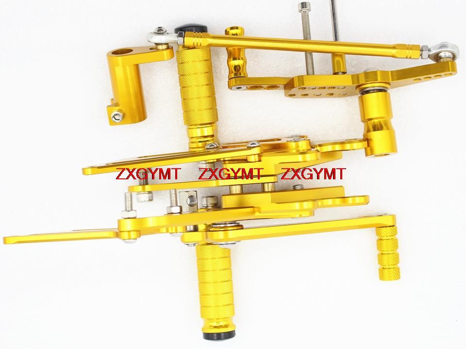 Footrest Foot Rest Pegs Rearset Rear Set fit HONDA NSR250 NSR 250 PGM2 PGM3 PGM4 P2 P3 P4 раскладушка therm a rest therm a rest luxurylite mesh xl