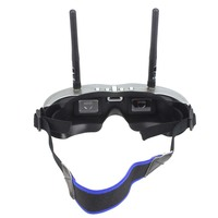 BOSCAM GS922 5.8G 32CH Dual Diversity Binocular Video FPV Goggle Glasses with DVR