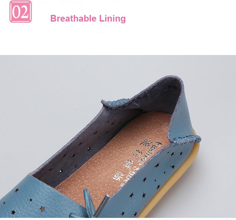 AH915 (4) Women's Loafers