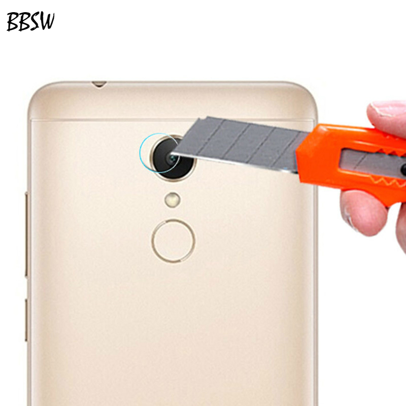 BBSW 2PCS For Xiaomi Redmi 5 Plus Soft Back Camera Lens Tempered Glass Screen Protector For Xiaomi Redmi 5 Camera Lens Glass