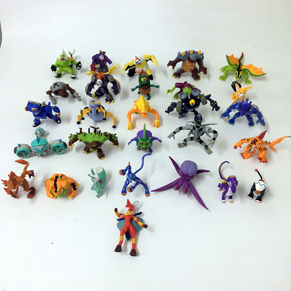 New arrival invizimals monsters cartoon  action figures  random mixed new arrival iron