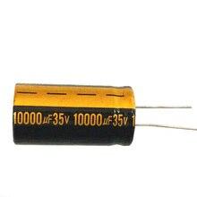 35V10000UF электролитический конденсатор для автомобильной выпрямитель 22×40 5 шт./лот