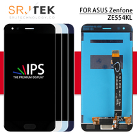 Screen For ASUS Zenfone 4 ZE554KL LCD 2017 Panel Touch Screen Digitizer Assembly With Frame For Zenfone 4 ZE554KL Z01KD Display