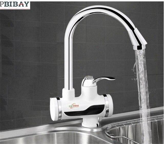 bd3000w 12 livraison gratuite affichage numrique instantane robinet d eau chaude - Robinet Eau Bouillante Instantanee