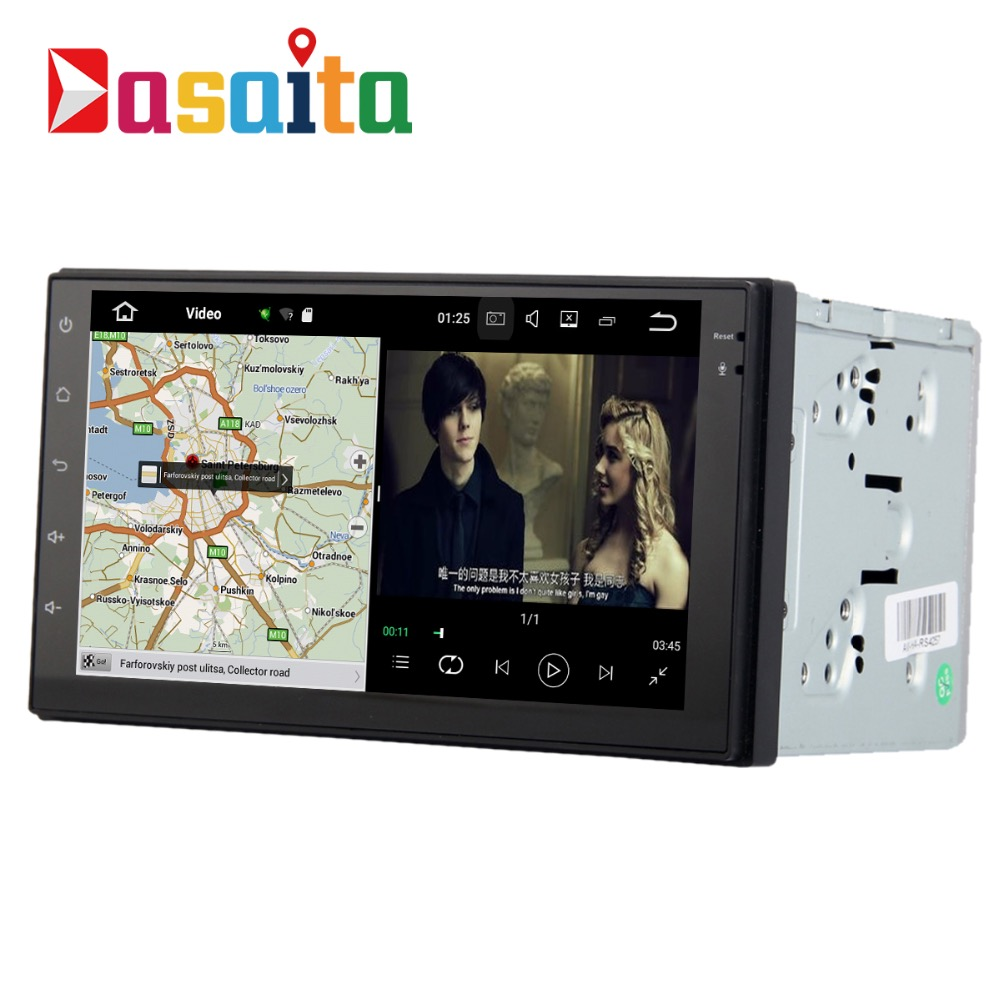 2 Din font b Radio b font Android for Nissan Universal Model font b car b