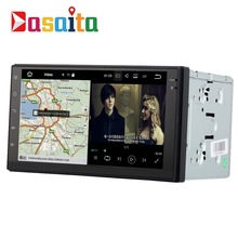2 DIN Радио Android для nissan/универсальная модель автомобиля аудио головного устройства Радио браузер бесплатная карта, Фабрика быстрая доставка