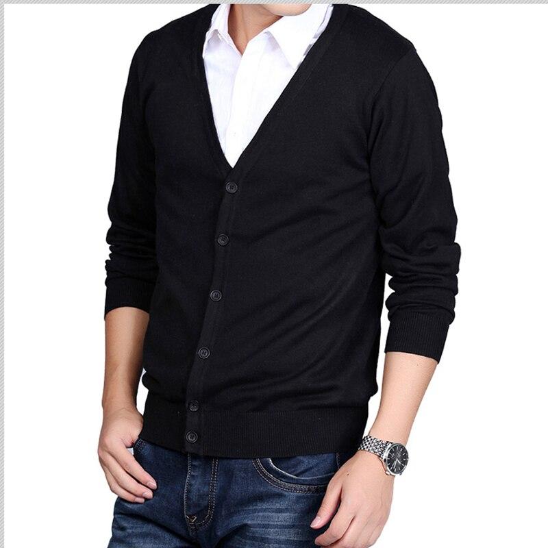 Gut Neue Ankunft Mode Lässig Fettleibig Männlichen Gerade Frühling Strickjacke Pullover Extra Große Lose Plus Größe M L Xl Xxl 3xl 4xl 5xl Freigabepreis