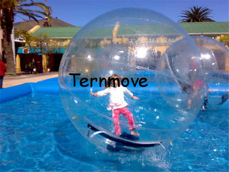 walk on water ball inflatable water rollering ball Human Bowling Balls for game Inflatable Human Hamster Water Footballs inflatable water spoon outdoor game water ball summer water spray beach ball lawn playing ball children s toy ball