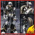 "100% Original BANDAI Tamashii Nations D-Arts Action Figure - MegaMan X Black Zero from ""Megaman"""