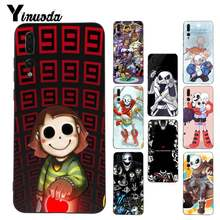 Yinuoda undertale 파피루스 sans doggo coque 쉘 전화 케이스 화웨이 p9 p10 plus mate9 10 mate10 lite p20 pro honor10 view10(China)