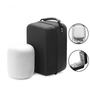 Case For HomePod Hard Storage Case Box Protective Dust Cover Shockproof Carrying Case Box for Apple HomePod Speaker Accessories фото