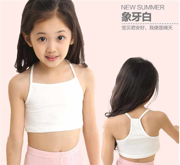 בנות חזיית חולצה ילדה כותנה אפוד ילד העולם של טנק בנות תחתוני צבעים בוהקים בנות גופיות ילדים בגדי מודלים