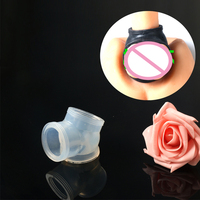 Erotic Toys Scrotum Bound Ring Penis Sleeve Sex Products Silicone Scrotal Bindin