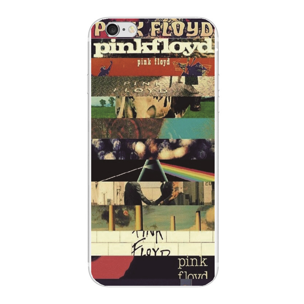 PINK FLOYD cool art design hard cover phone cases For Apple iphone 5S 5C 5 4S 6 6S 7 plus 6plus 7plus