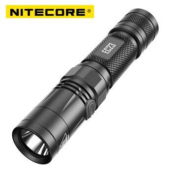 NITECORE EC23 8 Modes 1800 Lumens CREE XHP35 HD E2 LED Flashlight Waterproof Outdoor Camping Hiking Portable Torch Free Shipping