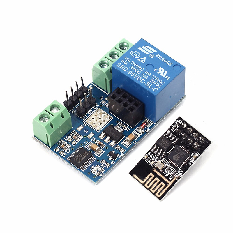 ESP8266-5V-Wifi-Relay-Module-Remote-Control-Switch-Phone-APP-For-Smart-Home-IOT-Transmission-Distance (2)