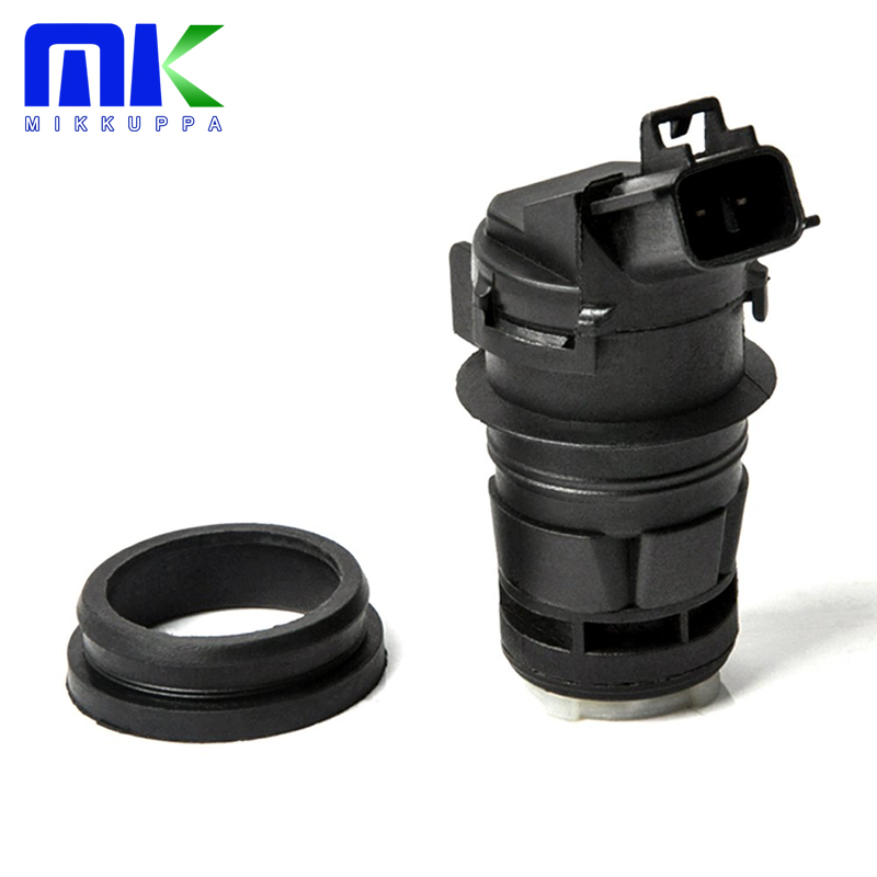 Washer Reservoir Compatible with HONDA CIVIC 2004-2005 Assembly with Pump Inlet Mouth and Cap Sedan