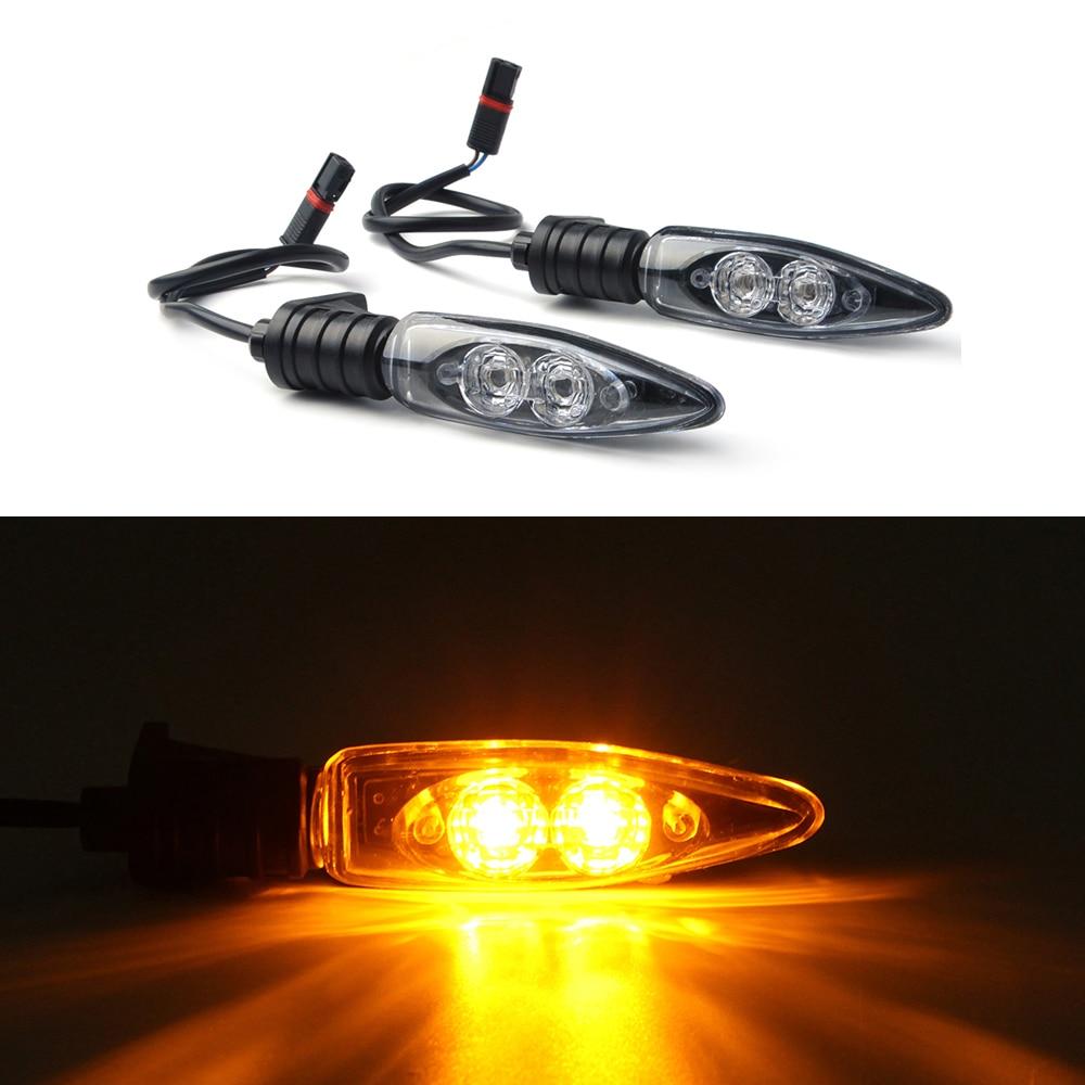 KEMiMOTO para BMW R1200GS R 1200 GS AVENTURA Luces de intermitentes - Accesorios y repuestos para motocicletas - foto 2