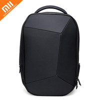 Authentic Xiaomi Geek Backpack Waterproof 15.6 inch laptop Zipper Design Bags Business Travel Using For Teenager Men Women bag