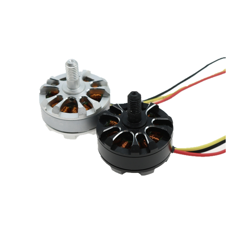 1 Pair MT2204 2300KV CW/CCW M5 thread Brushless Motor with M5 Nut For RC Airplane Drone QAV210 250 280 300 Quadrocopter image