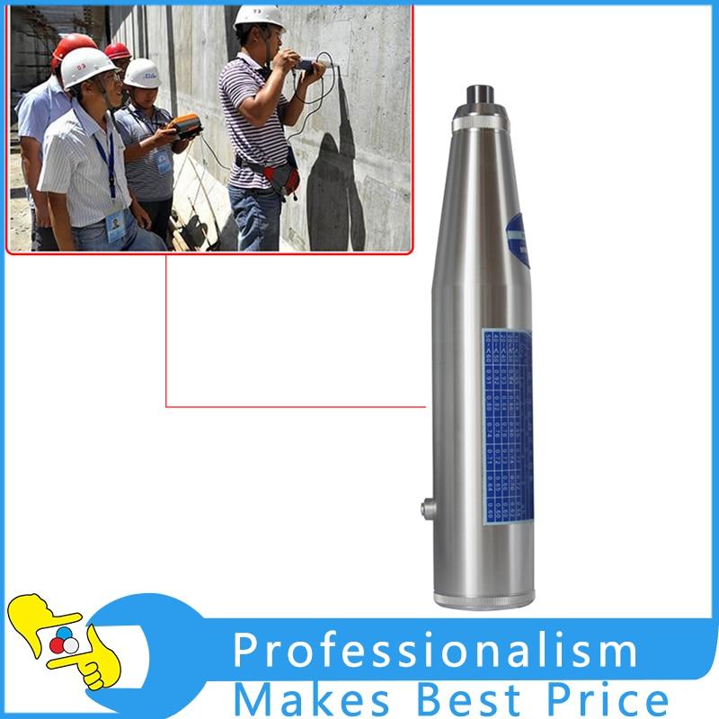 Фото NEW ZC3-A Resiliometer Concrete Rebound Tester Meter Tool Schmidt Swiss Hammer