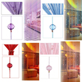 100cm*200cm Chic Beaded Curtain Crystal Divider Decorative String Door Window Room Panel Decor