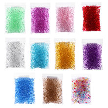 500pcs/Bag Fishbowl Beads DIY Slime Decoration 7mm Diameter For Craft Tools Home Decoration beads for slime(China)