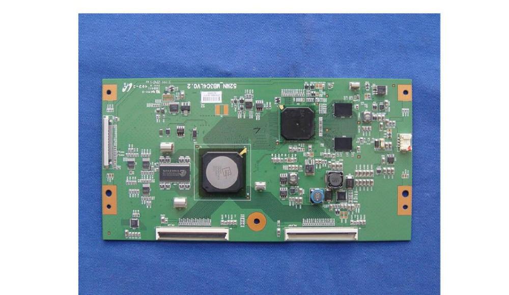 52NN_MB3C4LV0.2 logic board LCD BoarD FOR printer KDL-52W5500     T-CON connect board рюкзак case logic 17 3 prevailer black prev217blk mid