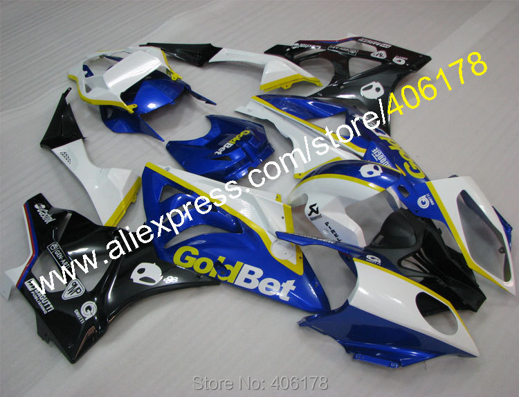 Hot Sales,For BMW S1000RR 2010-2014 Gold Bet S 1000 RR 10-14 Aftermarket Motorcycle Motorbike Fairing Kit (Injection molding)